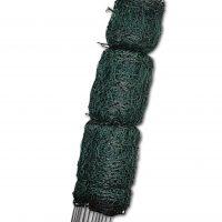 Electric Chicken Fence Netting Green roll