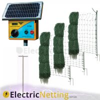 electric poultry netting kit 150m