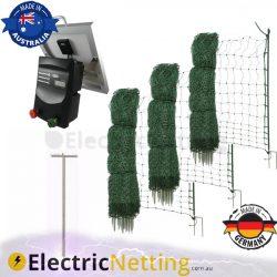 electric poultry netting kit 150m JVA