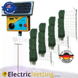 200m Poultry Netting Kit