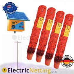 200m electric goat netting 180b