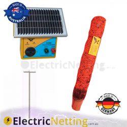 50m electric goat netting