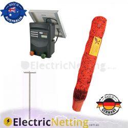 50m electric goat netting enau JVA