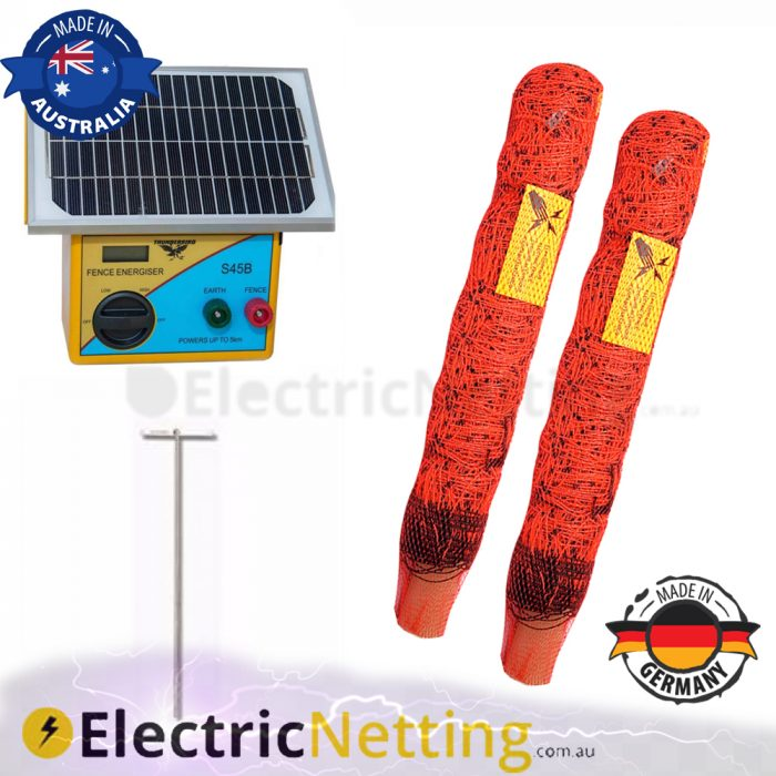 100m Goat Netting kit