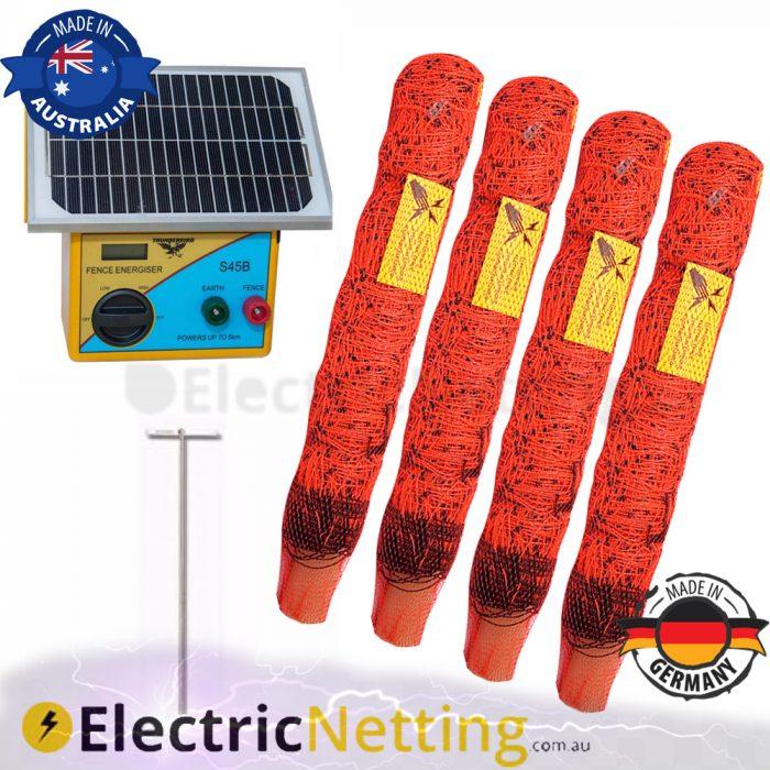 200m Goat Netting kit
