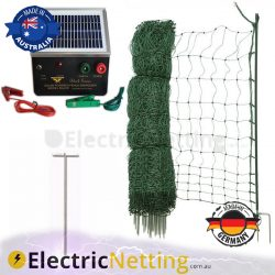 electric poultry net kit 25m
