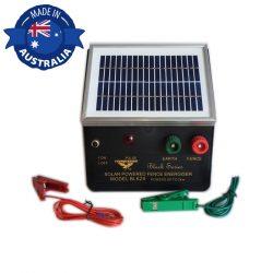 Thunderbird BLK2S Solar Energiser