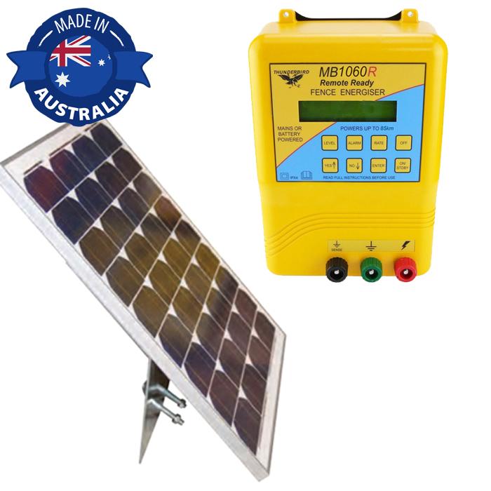 Thunderbird S1060R Solar Energiser