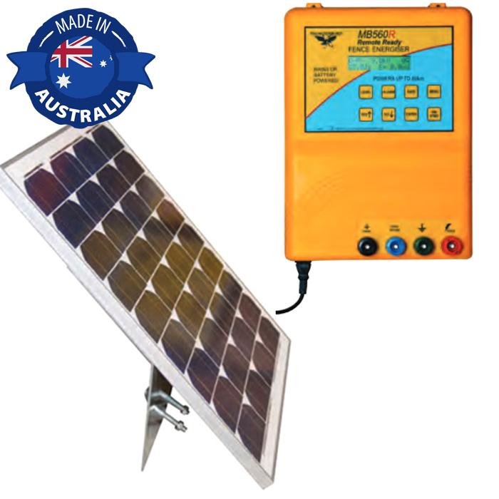 Thunderbird S560R Solar Energiser