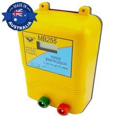 Thunderbird MB255 25km Mains/Battery Energiser