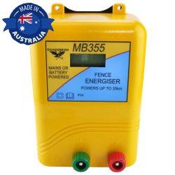 Thunderbird MB355 35km Mains/Battery Energiser