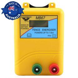 Thunderbird MB67 Mains/Battery Energiser