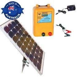 Thunderbird S355 35km Solar Energiser