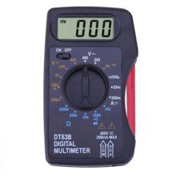 Digital Multimeter Ammeter Voltmeter DC/AC