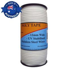 Thunderbird 100m x 12mm White Hot Tape