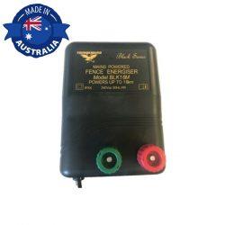 Thunderbird Black Mains Energiser