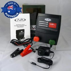 JVA MB1.5 Electric Fence Energizer with Solar Ki