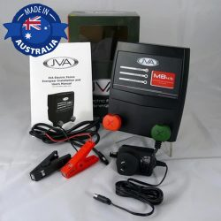 JVA MB4.5 Electric Fence Energizer with Solar Kit