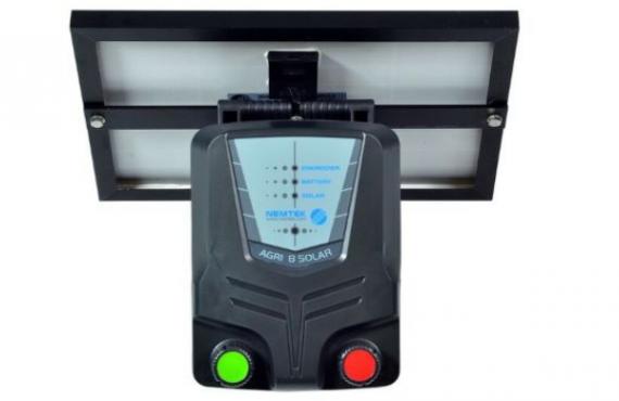 best Solar Energiser for 100-150m kits