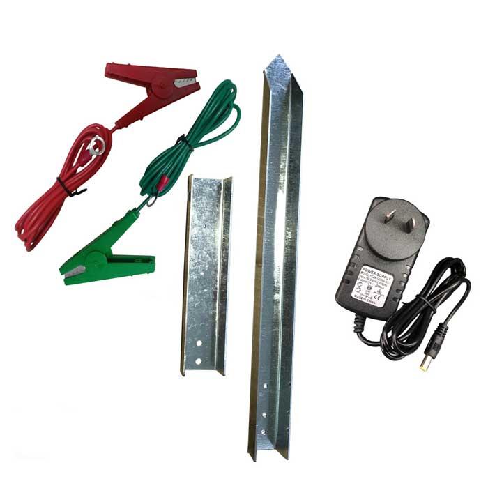 Sunrise SRS6 Solar Energiser accessories